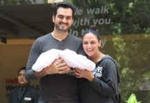 Esha Deol, Baby, Baby Girl, New Born, Kid, Actor, Bollywood, NewsMobile