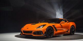 General Motors, fastest, most powerful, 2019 Corvette ZR1, unveiled, Corvette, Auto, Cars, Car news, NewsMobile, Mobile News, India
