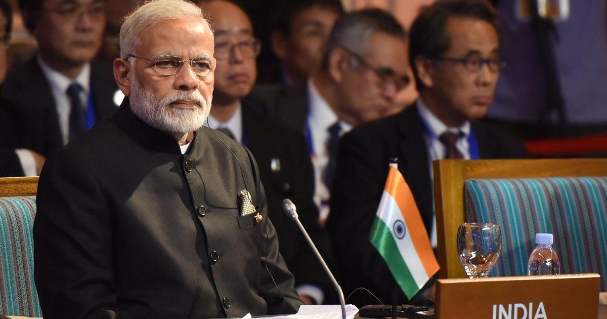 Narendra Modi, Modi, Prime Minister, India, Nation, ASEAN Summit, NewsMobile