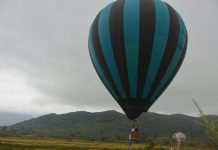 Three day, International Hot Air Balloon Festival, begin, Visakhapatnam, Andhra Pradesh, Hot Air Balloon, Hot Air Balloon Festival, Festival, Global Traveller, Travel, NewsMobile, Mobile news, India