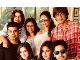 Shah Rukh Khan, SRK, Birthday, 52, Karan Johar, King Khan, Entertainment, Pictures, NewsMobile, mobile news, India