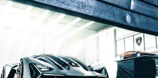 Lamborghini, unveil, electric, supercar, concept, Terzo Millennio, Auto, NewsMobile, Mobile News, India