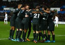 Manchester City, Manchester United, Arsenal, Chelsea, Premier League, EPL, PL, David SIlva, Kevin De Bruyne, Sergio Aguero, Gabriel Jesus