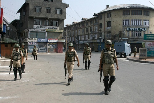 Restrictions continue in Srinagar, four districts in Valley