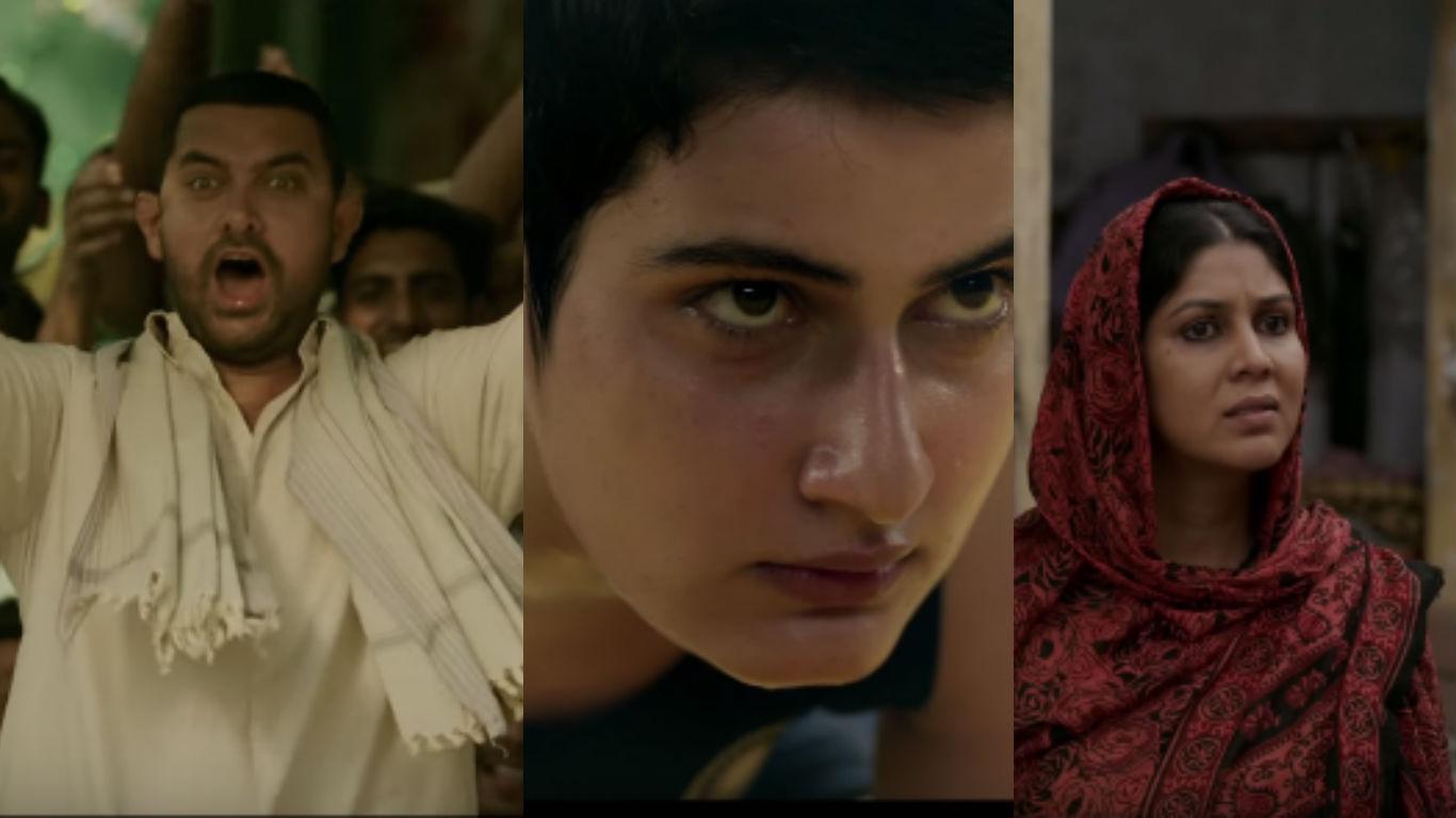 Bollywood's perfectionist, Aamir Khan, Dangal, Mahavir Singh Phogat, Sakshi Tanvar