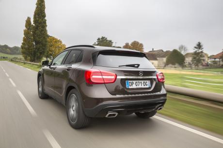 German luxury car, Mercedes- Benz, GLA 220 d 'Activity Edition', GLA 220 d 4MATIC