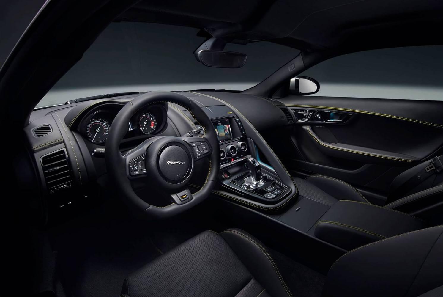 Jaguar,  F-Type, 400 Sport, 2018