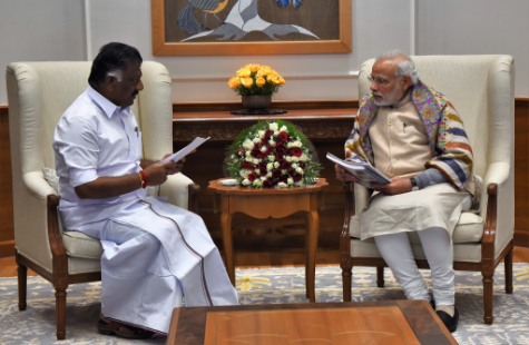 Tamil Nadu, Jallikattu, Prime Minister Narendra Modi, Chief Minister, O. Paneerselvam,