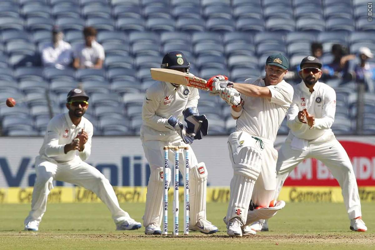 Australia, Border-Gavaskar, David Warner, first test, India, Test series, Umesh Yadav, Virat kohli