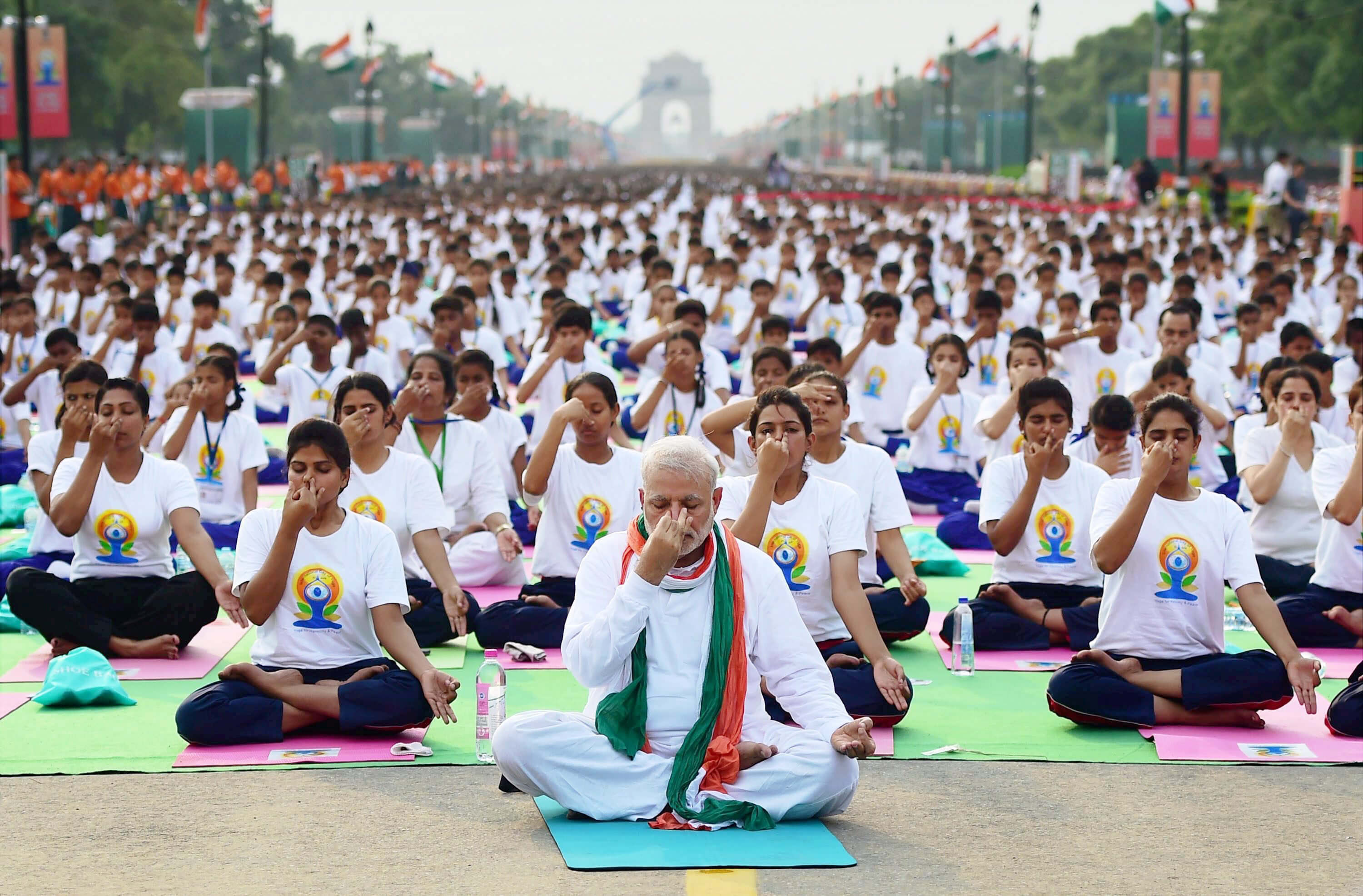 modi-on-yoga-day
