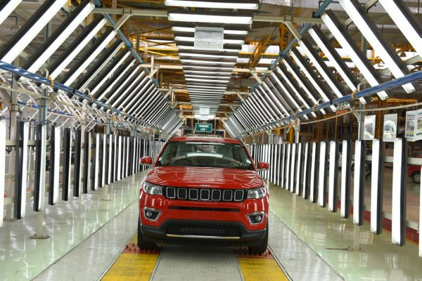 compass-on-production-line