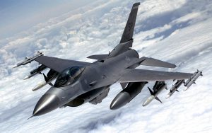 F-16 Fighter jets to be manufactured in India