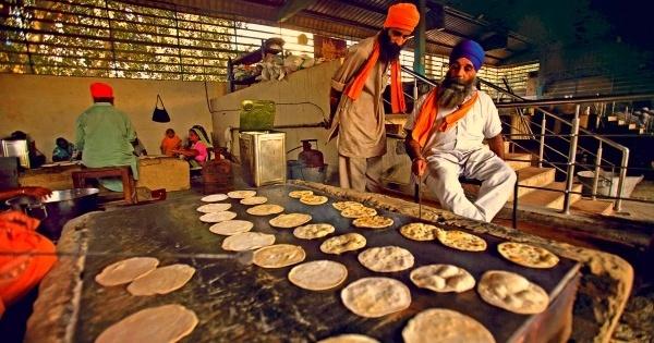 amritsar-langar