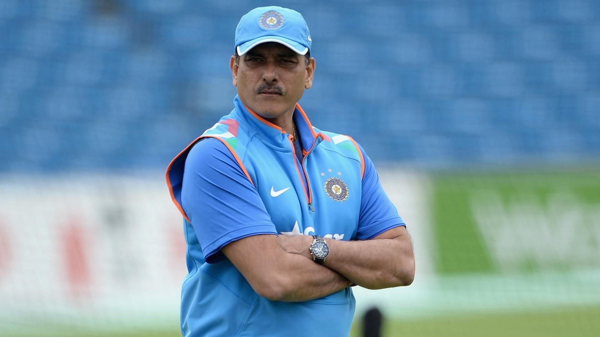 Ravi Shastri, India, Indian cricket team, coach, Sanjay Bangar, R. Sreedhar, Bharat Arun