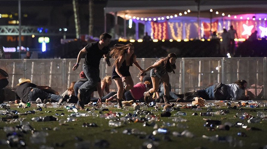 Active shooter, situation, Las Vegas, two dead, several injured, USA, NewsMobile Mobile News, India